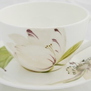 Classic Cup and Saucer